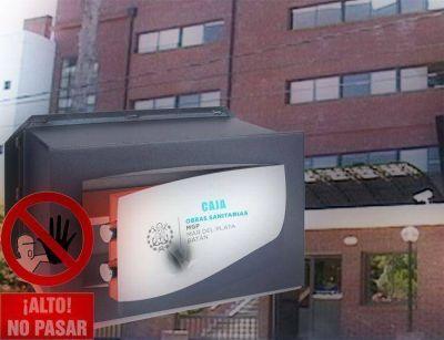 Caja de OSSE: sindicato va con los tapones de punta