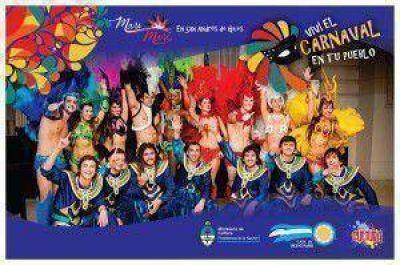 Marí Marí estará en el Carnaval2015 de San Andrés de Giles