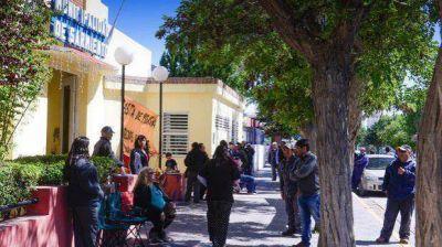 Los trabajadores municipales de Sarmiento rechazaron un nuevo ofrecimiento de Balochi