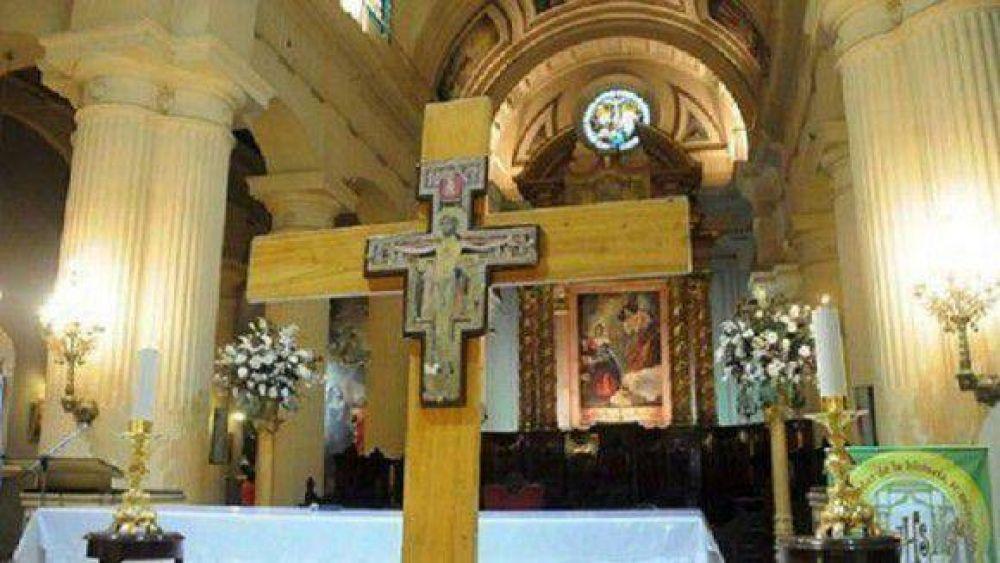 """""""La Cruz de San Damián llevará un mensaje a los jóvenes"""""""