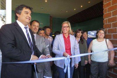 Inauguraron Centro de Monitoreo de Cámaras de Seguridad
