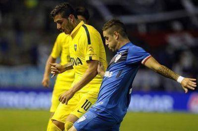 Boca y Vélez igualaron en Mar del Plata, en la previa al gran choque por el pasaje a la Copa Libertadores