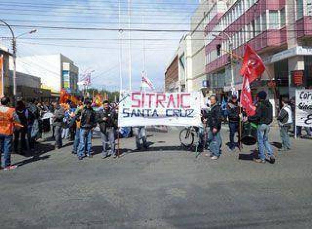 Integrantes de SITRAIC alertaron sobre los niveles de desocupación