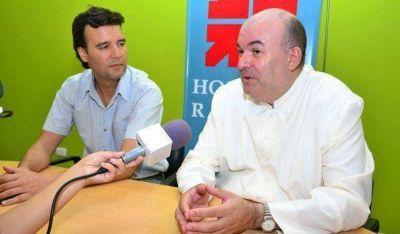 Gioja comulgó, se puso de pie y conoció sobre la muerte de Nisman
