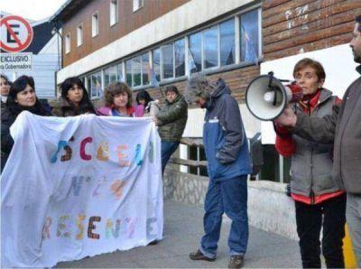 Impidieron el ingreso de los directores del IPAUSS al encuentro con el ministro de Econom�a