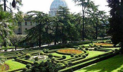 Los secretos de los Jardines Vaticanos