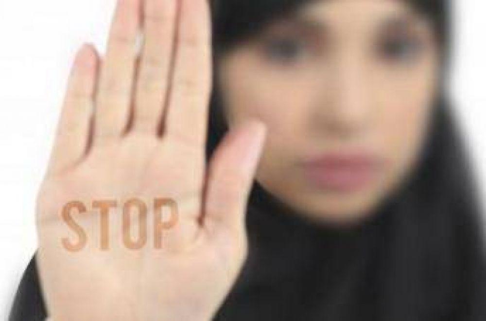Musulmana brutalmente agredida en Francia