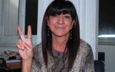 Diana Conti anunci� su precandidatura a Intendenta de Vicente L�pez