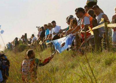 CAROSSI: BARADERO RECIBI� A CASI 30.000 TURISTAS POR EL RALLY DAKAR