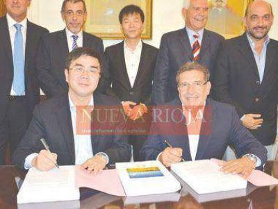 Parque Eólico: una empresa china invertirá 234 millones de dólares
