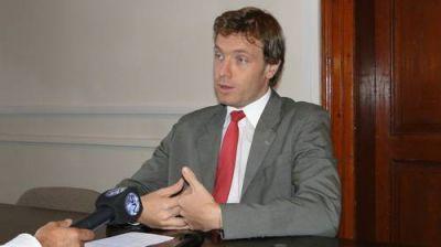 Mateucci se refirió al desarrollo urbanístico de Nación y Maipú