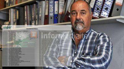 Iosper pagó parte de la deuda a la Federación Médica