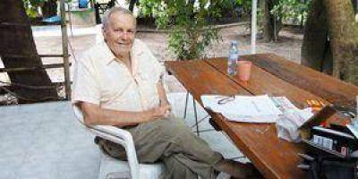 Muestra de afecto y respeto generalizado ante el fallecimiento de Alberto Maglietti