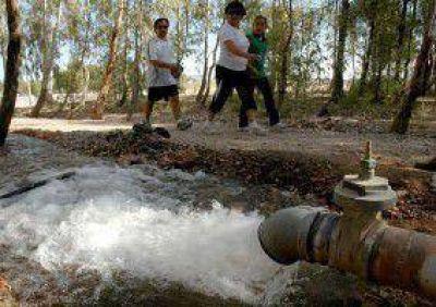 El riego ahora es más razonable en Parque Norte