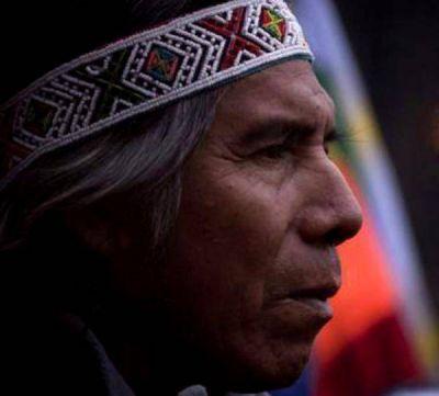 Para Félix Díaz, los aborígenes están