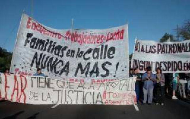 Lear: Corte de trabajadores y demoras en Panamericana