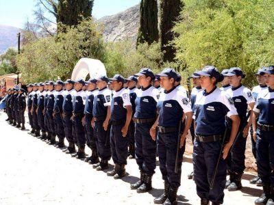 Nueva Polic�a Tur�stica en la Quebrada