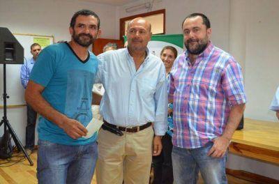 Entregaron microcréditos a emprendedores en Pico