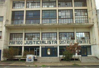 Pospusieron el Congreso del Partido Justicialista de Santa Fe