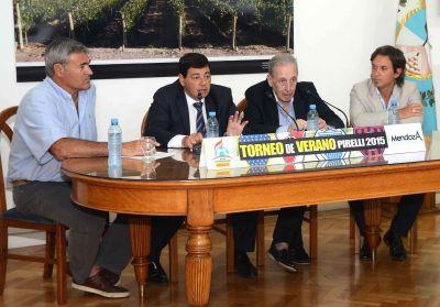 Presentaron el Torneo de Verano 2015 en Mendoza