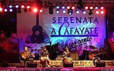 Se presentó oficialmente la Serenata a Cafayate