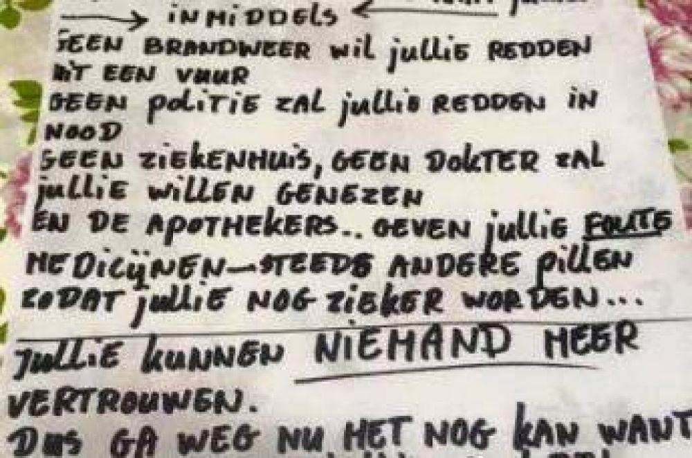 Amenazan de muerte a los musulmanes en la mezquita de Rotterdam