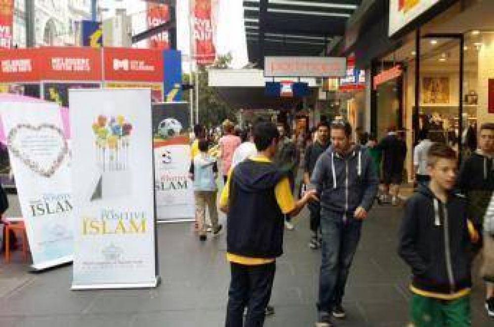 Campaña de información sobre el islam en Australia