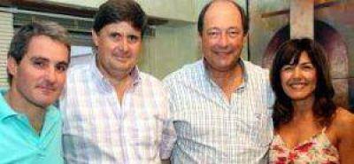 En Necochea, Sanz le abrió las puertas a un acuerdo con el Pro