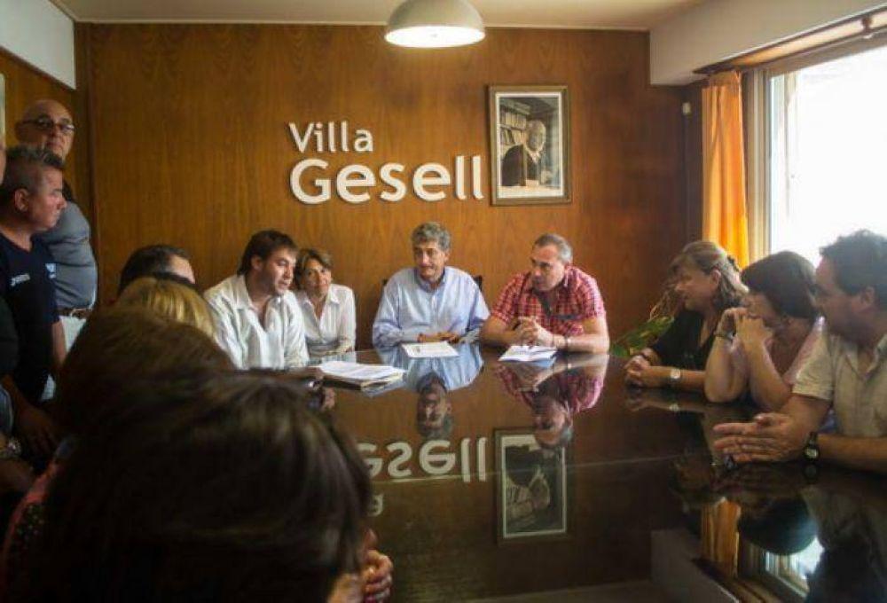 Trabajadores municipales de Villa Gesell lograron un aumento salarial del 48%