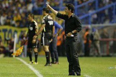 Marcelo Gallardo, sobre las patadas en el superclásico: