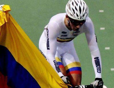 Juan Arango fue el ganador de la general meta sprint