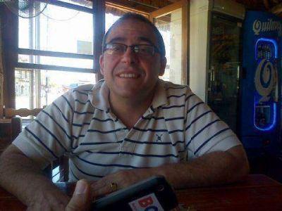 """Ruiz: """"Se olvidan de que la SIDE trabajó cuando De la Rúa se fue, con 35 muertos en Plaza de Mayo"""""""