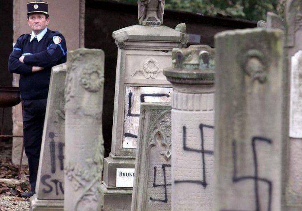 Francia es el país más peligroso para los judíos, según un informe sobre antisemitismo
