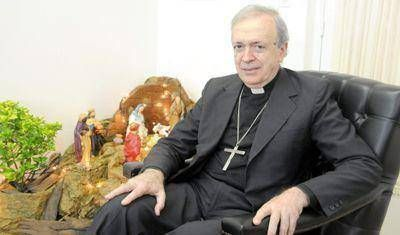 El obispo anunció nombramientos en comisiones, secretarías y parroquias