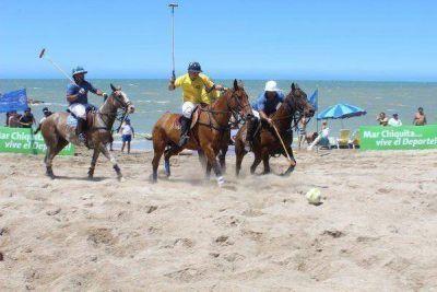 El polo beach se lució en Santa Clara del Mar