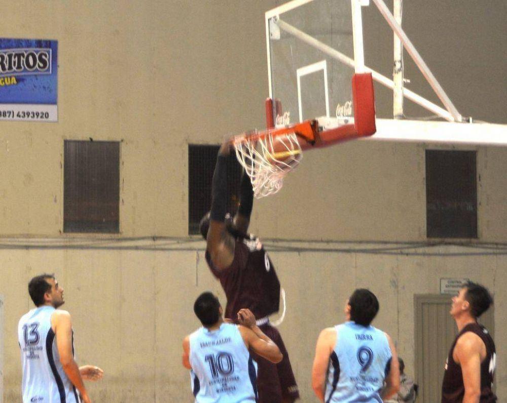 Salta Basket sigue con su racha triunfal