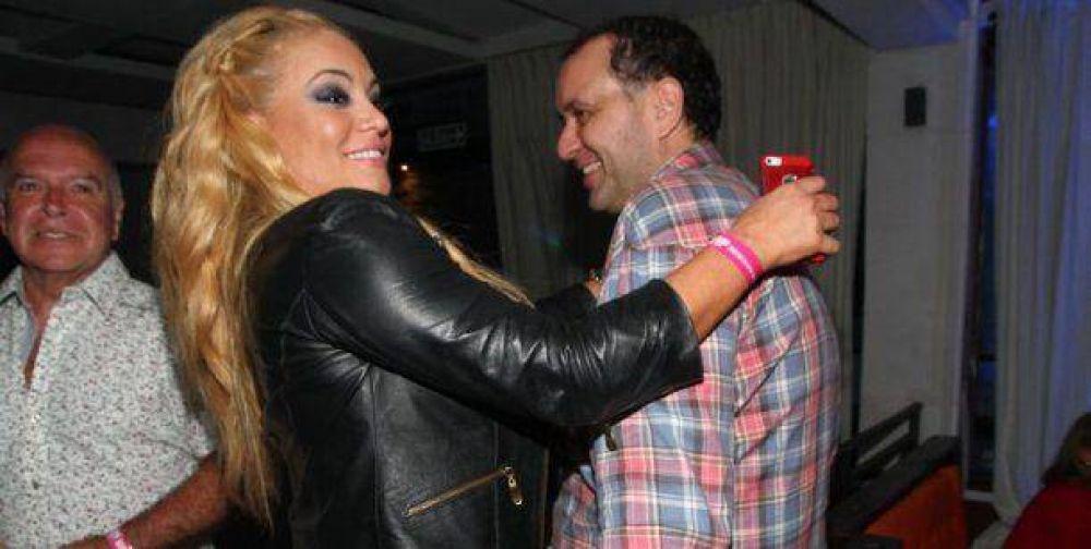 María Eugenia Ritó echó a su novio de su casa tras una escandalosa pelea