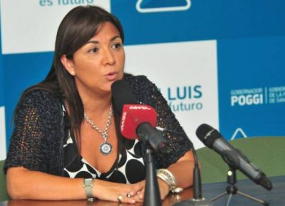 Designaron a María José Scivetti como ministra de Inclusión Social