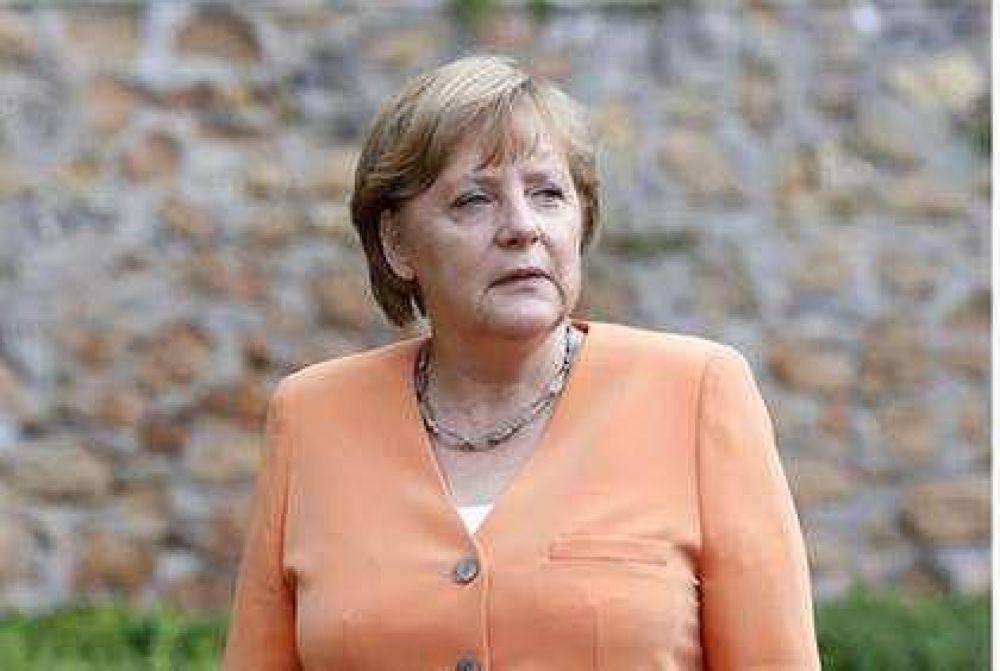 Antisemitismo: Merkel: