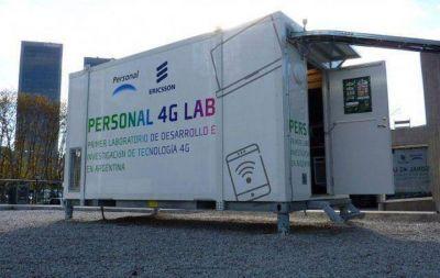 Personal presentó su servicio de 4G en Córdoba Capital