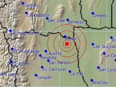 Leve movimiento sísmico se produjo durante la mañana de este lunes