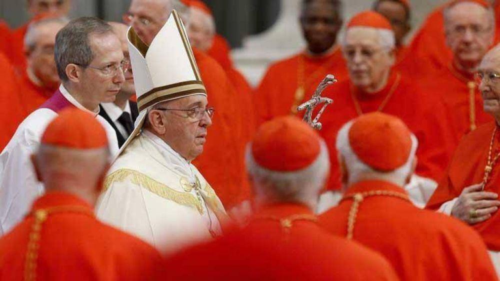 Carta a los nuevos cardenales: