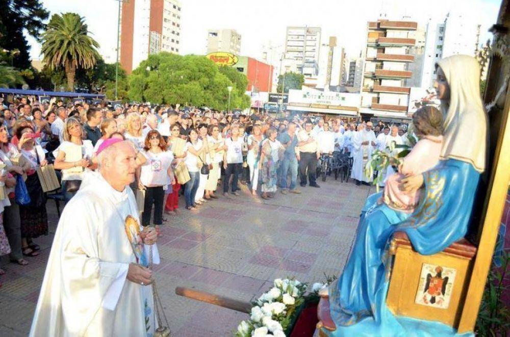 La Iglesia en Lomas de Zamora elevó una plegaria por la paz