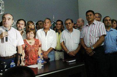 El Justicialismo y sus aliados ratificaron un fuerte respaldo a la Presidenta