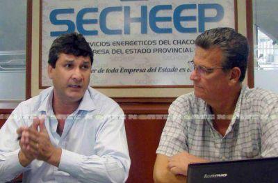 Secheep ratificó la decisión del gobierno de congelar las tarifas durante todo 2015