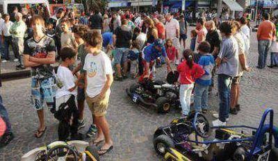 Balcarce enciende el motor de la 23 Fiesta Nacional del Automovilismo