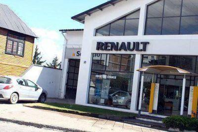 No hay vehículos para el ProCreAuto en Bariloche