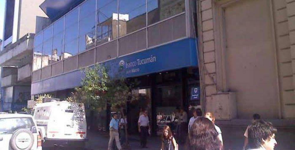 Bancarios recibirán $9.600 a cuenta de futuros aumentos