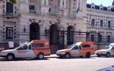 Ins�lito: Veh�culos oficiales de Seguridad Vial de la Provincia no tienen seguro y VTV