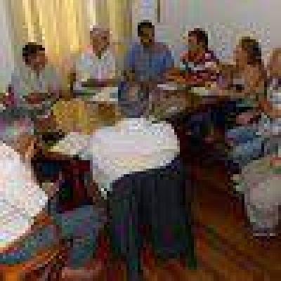 Reunión por la 4ta edición de la Fiesta de los Pescadores
